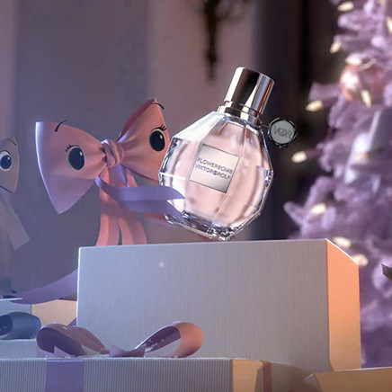 Viktor & Rolf revives Christmas spirit with Mazarine