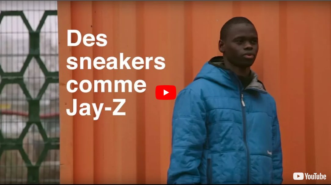 Des sneakers comme Jay-Z