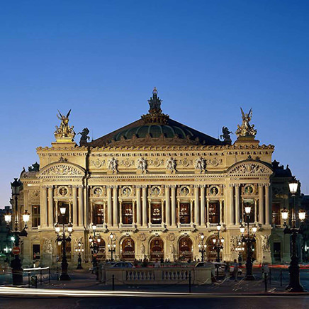 Mazarine selected by the Opéra National de Paris