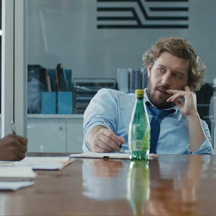 Perrier talks to millennials with an all-digital campaign