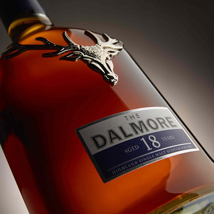 Dalmore teams up with Mazarine